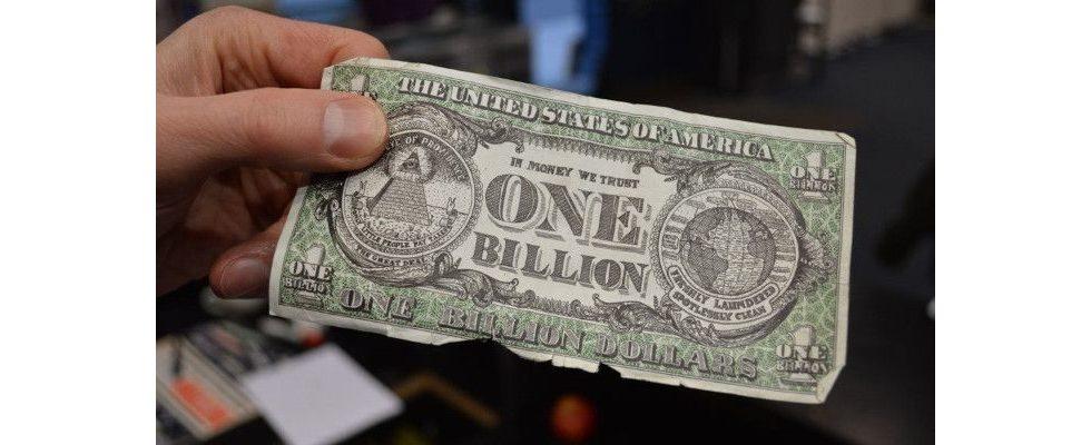 Eine Milliarde Dollar: So viel bezahlt Google an Apple, um Konkurrenten auszustechen