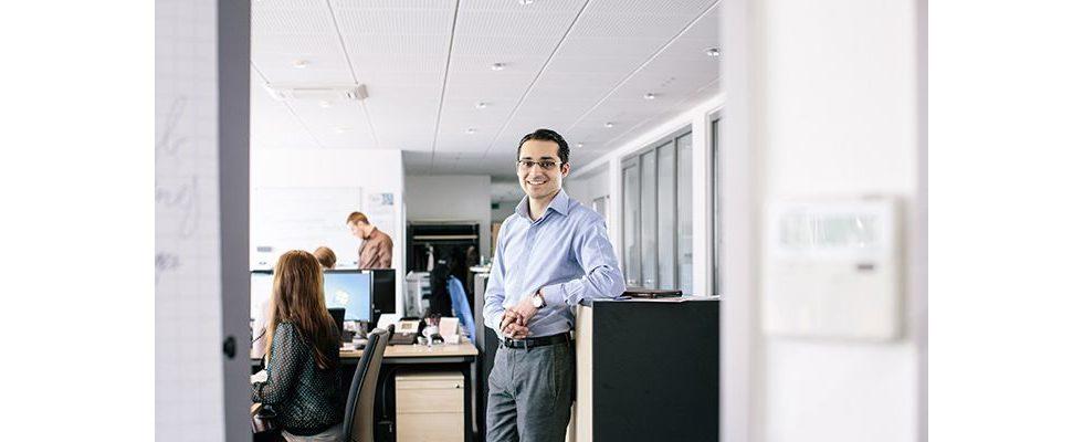 """""""Wir suchen keine reinen fachlichen Rockstars, wir suchen Rockstars in allen Belangen"""" – Schahab Hosseiny, CEO bei MSO Digital"""