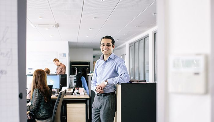 Schahab Hosseiny, CEO bei MSO Digital