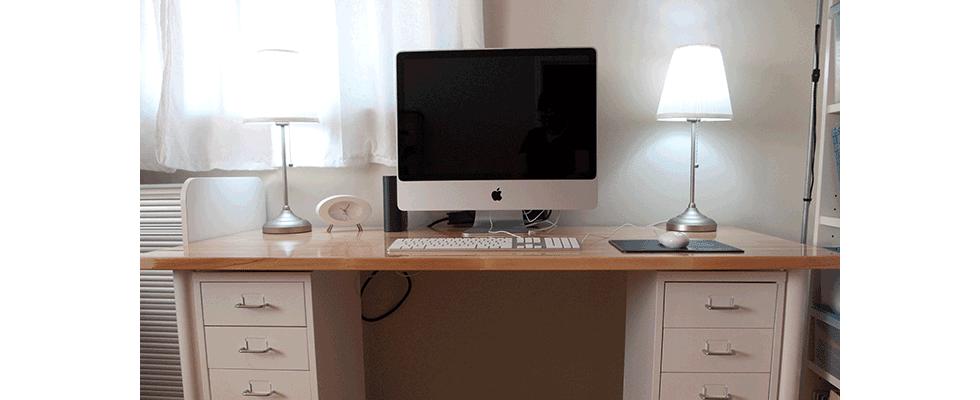 Entspannter Zen-Gärtner oder unordentlicher Hamster: Was dein Schreibtisch über dich aussagt