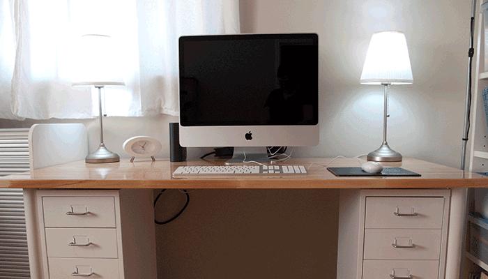 Entspannter zen g rtner oder unordentlicher hamster was for Schreibtisch chaos