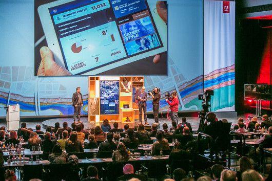 Razorfish demonstriert den Razorshop auf dem Adobe Digital Marketing Symposium München 2015. Auf den Online Marketing Rockstars wird die neue Version veranschaulicht.