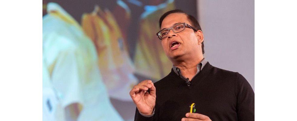 Google: Amit Singhal verlässt den Suchmaschinenriesen, Experte für Künstliche Intelligenz übernimmt