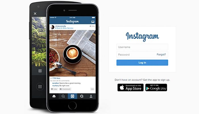 Instagram-Newsfeed