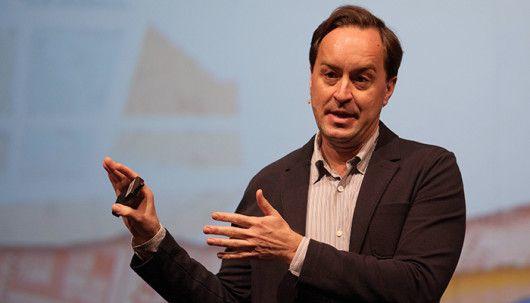 John Travis, Vice President Marketing Adobe
