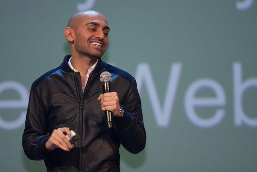 Neil Patel, Gründer von QuickSprout