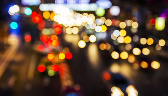 Stoßzeit - viel Verkehr