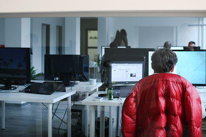Das Yieldlove Büro in Hamburg