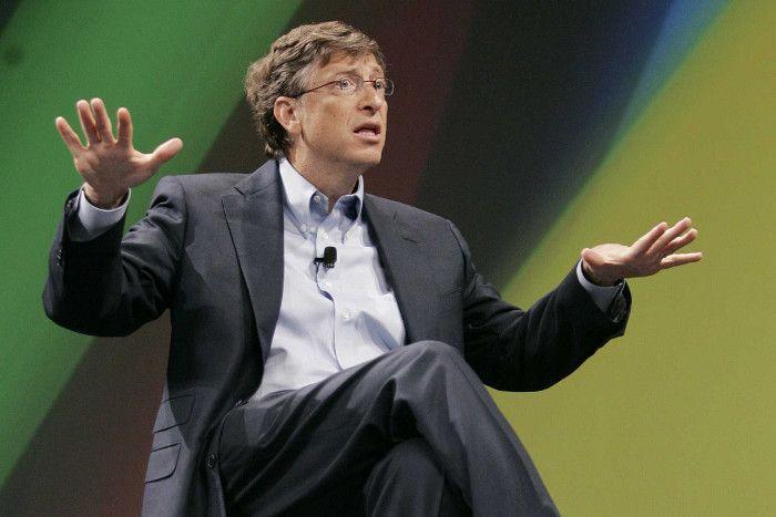 """""""Spam wird es in zwei Jahren nicht mehr geben"""" - Bill Gates 2004, © Flickr / Sam Churchill, CC BY 2.0"""