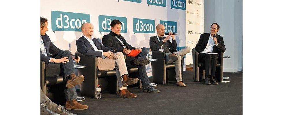 Experten im Streit auf der d3con