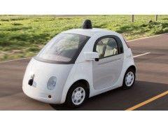 Halb Maus, halb Auto: Google Car, © Google