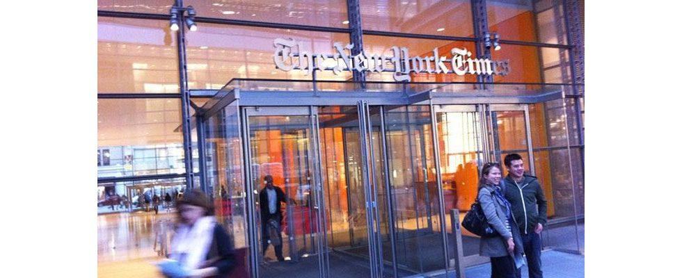 Keine Macht den Adblockern: Auch die New York Times sperrt nun Content bei aktiviertem Addon