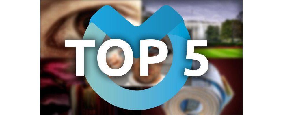 Recap: Die 5 Top-Themen der vergangenen Woche