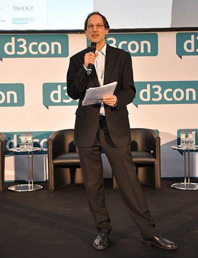 Ralf Scharnhorst moderiert das Panel