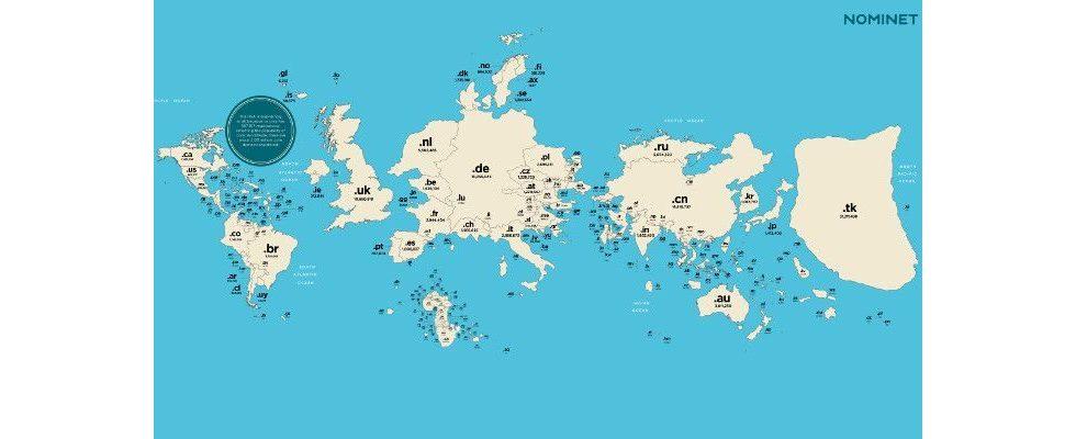 Top-Level-Domains: Wenn ein winziger Inselstaat auf einmal zum Giganten wird