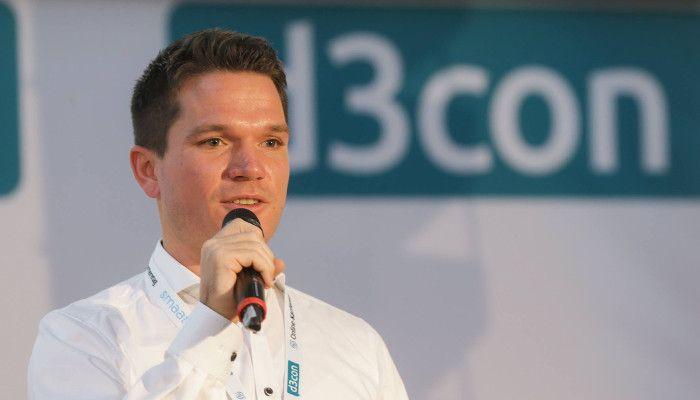 Thomas Wrobel, Global Head of Performance Marketing bei trivago