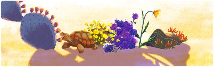 Google Doodle von heute: Tag der Erde 2016