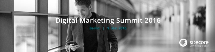 Digital Marketing Summit Berlin 2016