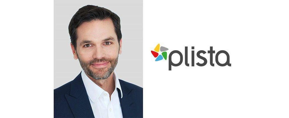 Nicolas Bidon wird als neuer Global CEO den weltweiten Ausbau der Marke plista vorantreiben