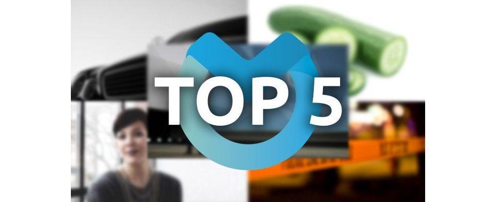 Gurkenbilder, Abnehmwünsche und Facebook Innovationen: Die Top-Themen der Woche
