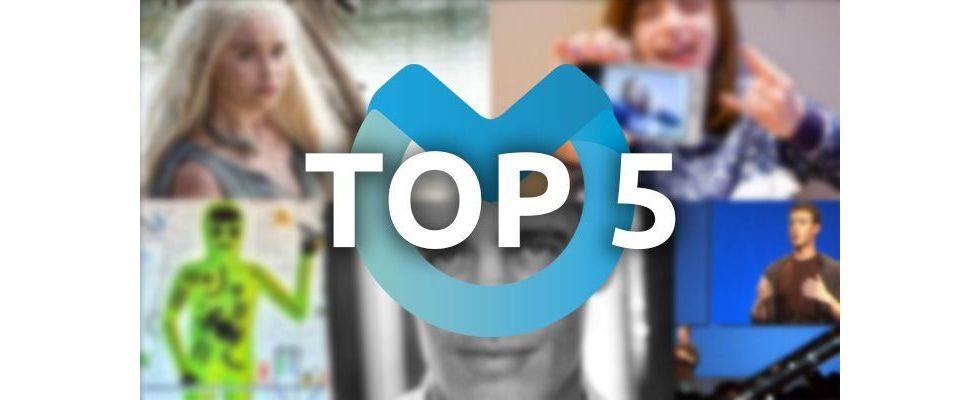 Maschinenbotschaften, Game of Thrones und SEO-Experimente: Die Top-Themen der vergangenen Woche