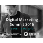 Sitecore's Digital Marketing Summit