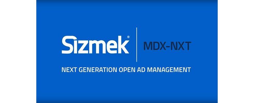 Sizmek stellt MDX-NXT vor, die nächste Generation der Open Ad Management-Plattform