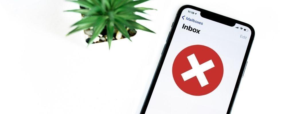 Bad E-Mails: Vermeide diese 9 peinlichen Fehler