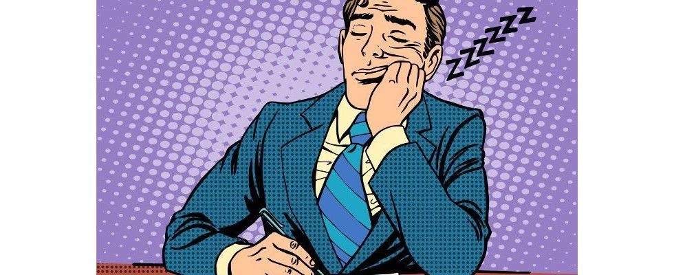 358.000 Euro wegen Langeweile im Büro – Franzose verklagt seinen Chef