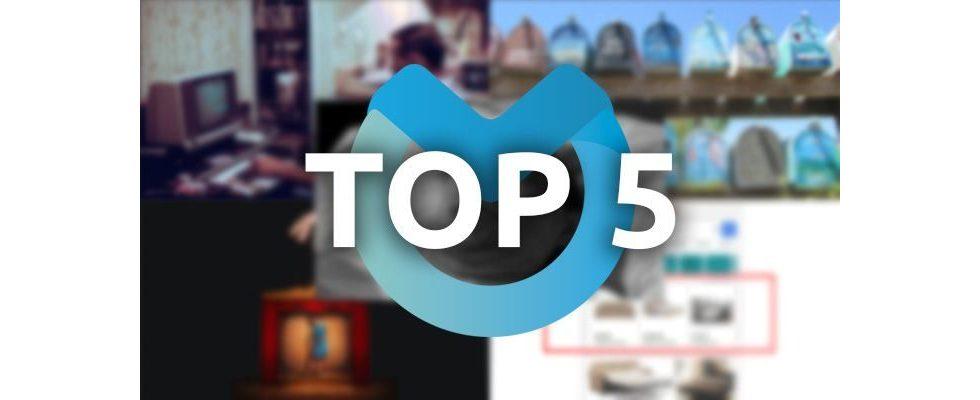Website Desaster, Segmentierung und Verhaltensforscher: Die Top-Themen der vergangenen Woche