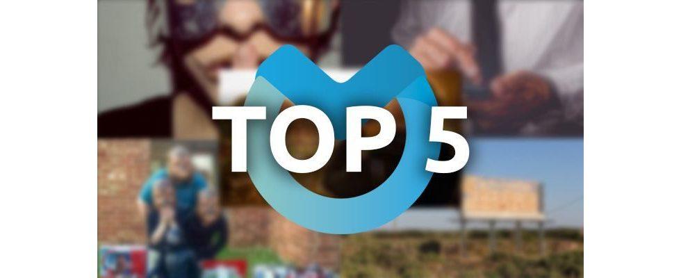 User Generated Content, Viralität und Social B2B: Die Top-Themen der vergangenen Woche