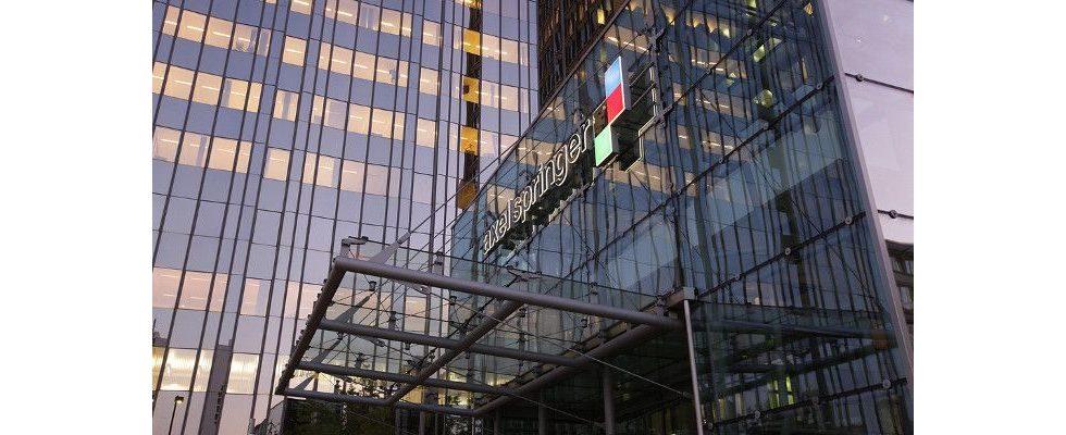 US-Expansion: Axel Springer kauft eMarketer für 213 Millionen Euro