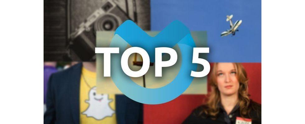 Logo-Psychologie, Social Media Trends und Instagram-Texte: Die Top-Themen der vergangenen Woche