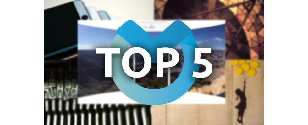 Die größten Mobile Vermarkter, Dark Social und 360 Grad Fotos – Unsere Top Themen der Woche