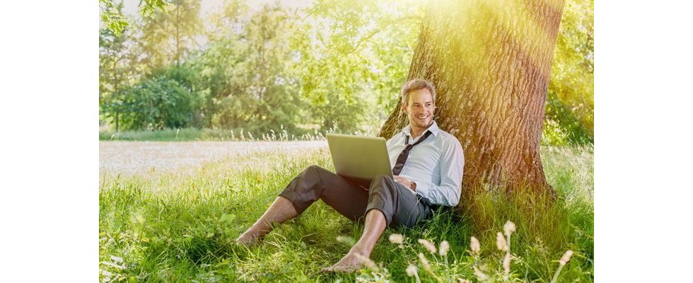 """Unsere """"Happy-Scale"""": Deutschlands glücklichste Berufe – ist auch deine Branche dabei?"""