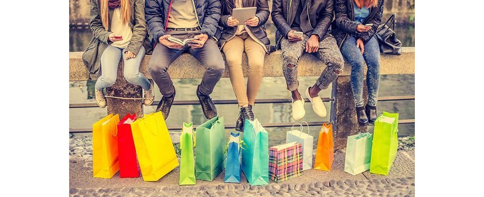 Jung & kaufstark: Die Demographie der Instagram-Community