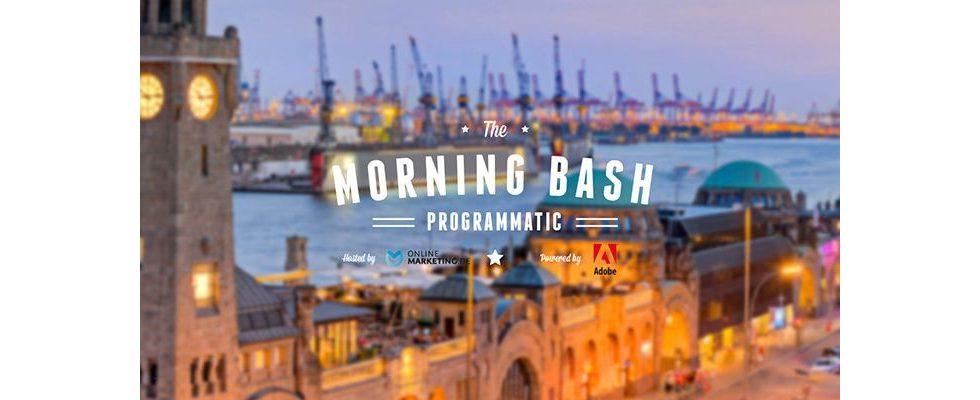 The Morning Bash: Das Event für dein Next Level-Marketing
