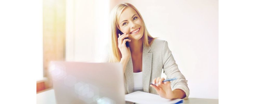 """Vorstellungsgespräch #1: """"Ring Ring"""" – Das telefonische Jobinterview meistern"""