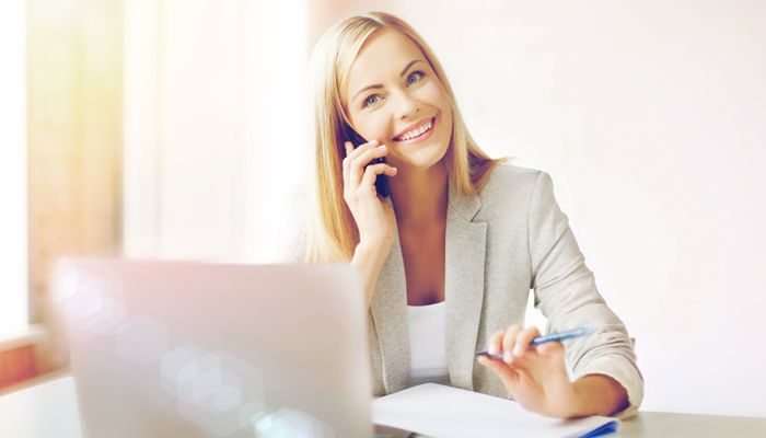Telefonisches Jobinterview