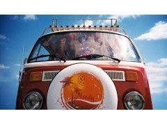 Der VW-Bus - zu schön um wahr zu sein, © Flickr / Nick Page, CC BY 2.0