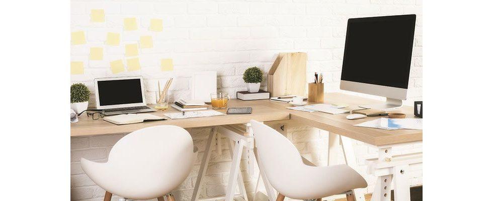 Mach es dir gemütlich: Die besten Tipps für einen produktivitätssteigernden Arbeitsplatz