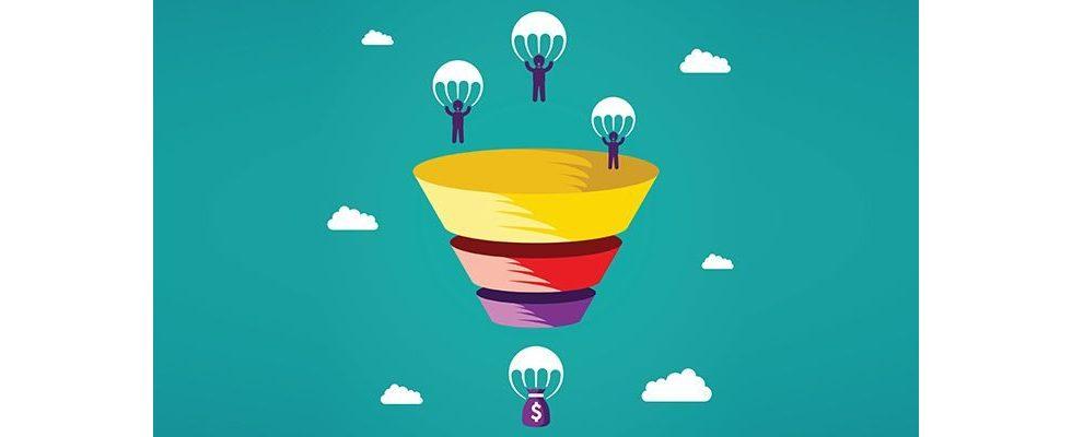 Wie du einen Sales-Funnel erfolgreich gestaltest