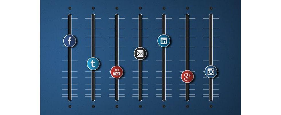 Social Shares: Die relevantesten Trends aus 1 Million analysierter Posts