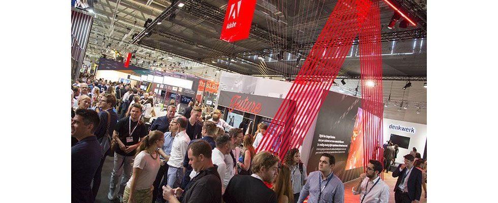 Mission erfüllt: Adobe führt dmexco 2016 ins Experience Business