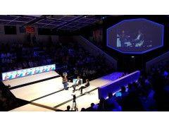 Ein Blick in die Debate Hall der dmexco