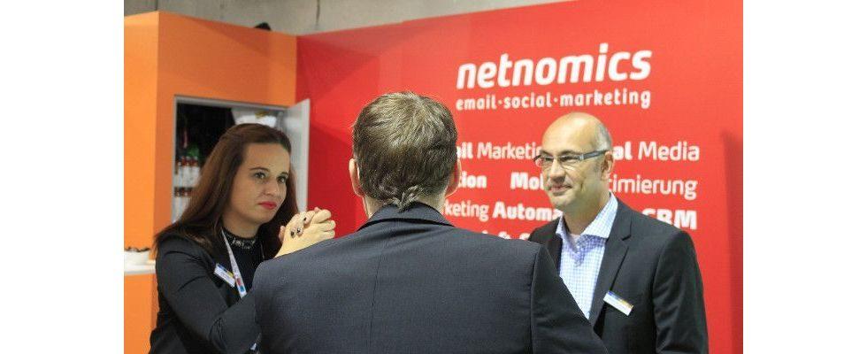 Power aus der Marketing Cloud: Dem Silodenken entfliehen – netnomics auf der dmexco