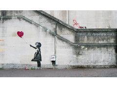 © Banksy | Flickr / Dominic Robinson, CC BY-SA 2.0