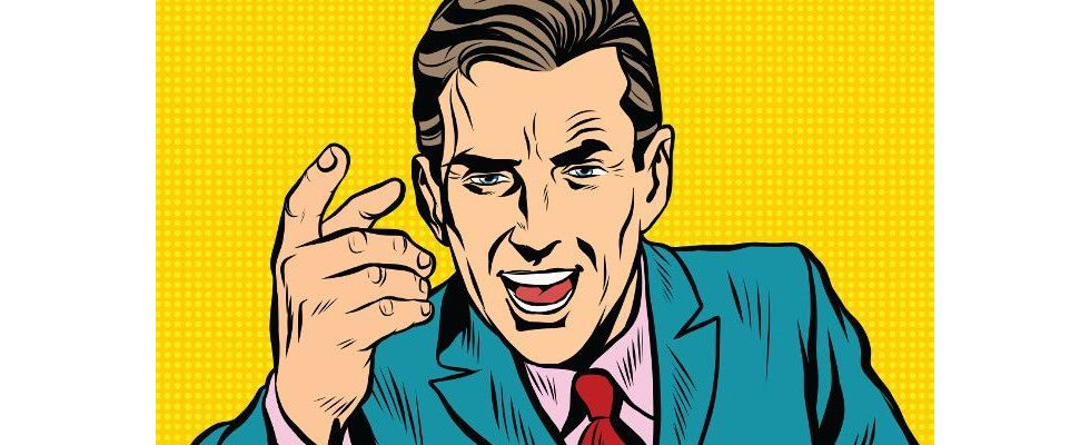 Überzeugungskraft: Content Marketing braucht gute Prediger