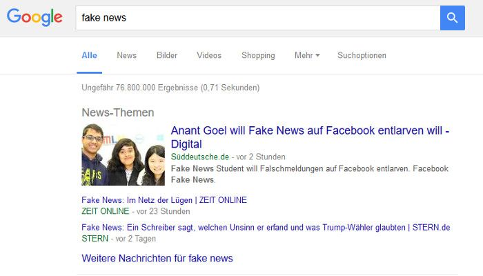 Quelle: google.de