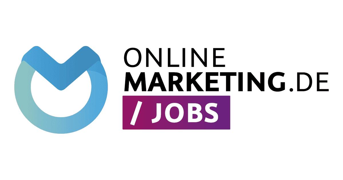 Online Marketing Jobs Aktuelle Jobs Für Seo Sea Social Media Uvm